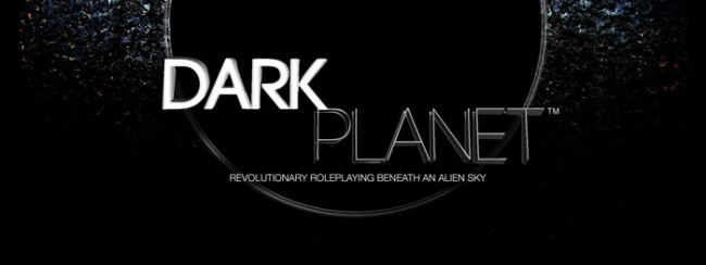 dark planet logo