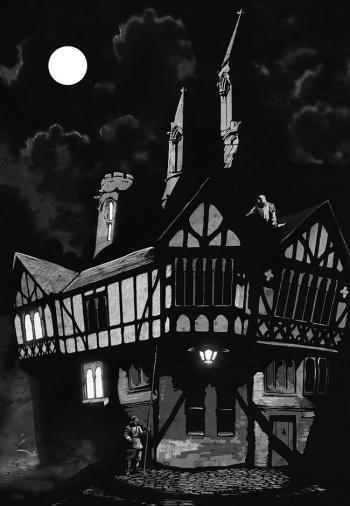 dark concept art