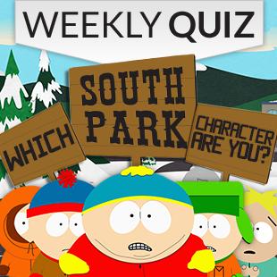 South Park Quiz 3x3