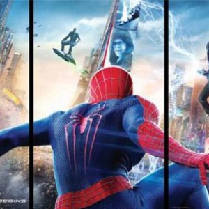 The Amazing Spider Man 2 poster