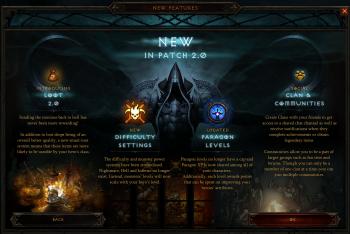 diablo III loot 2.0 patch