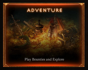 diablo III adventure mode