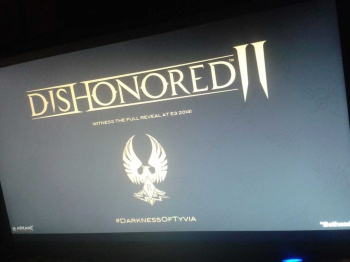 Dishonored II Leaked Image