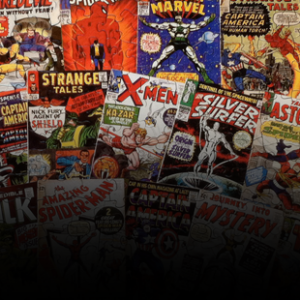 comics collection Page