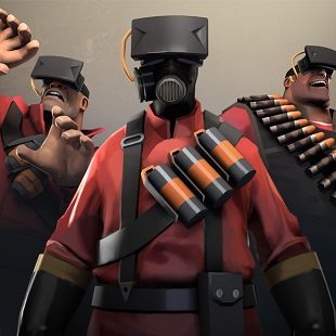 Team Fortress 2 Oculus Rift 310x