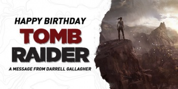 Tomb Raider Bday