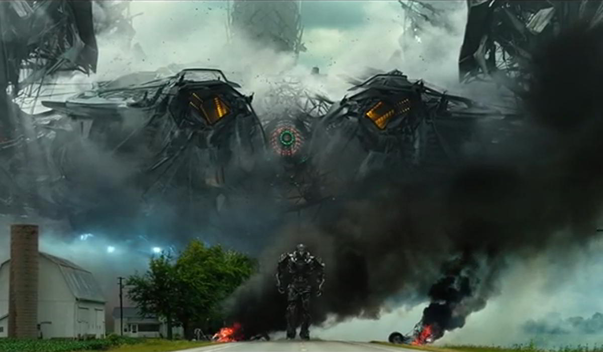 Transformers: Age of Extinction Stills