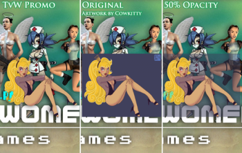 tropes vs women in games stolen artwork