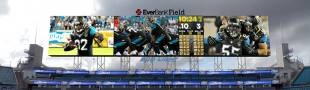 Daktronics Jacksonville Jaguars HD LED