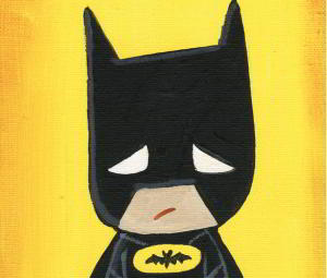 SuperEmoFriends Batman