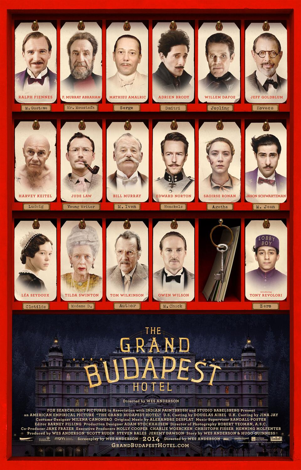 is the grand budapest hotel wes anderson 39 s best film yet