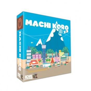 machi koro box