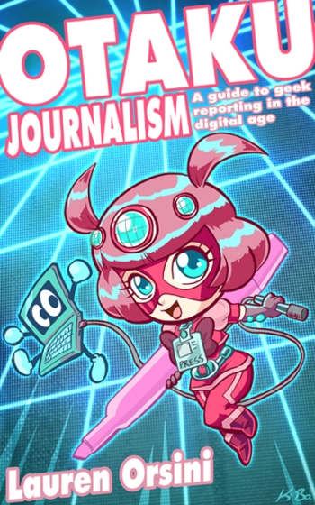 Otaku Journalist cover