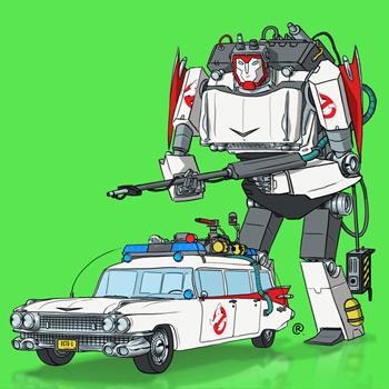 Ecto-1 Transformer - Main