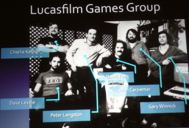 LucasFilms Game Group