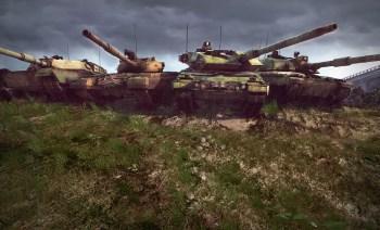 Armored Warfare title image