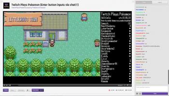 twitch plays pokemon emerald