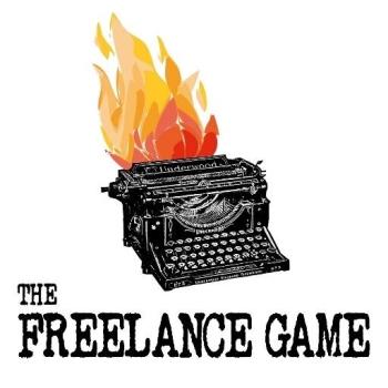 Freelance Game Podcast logo