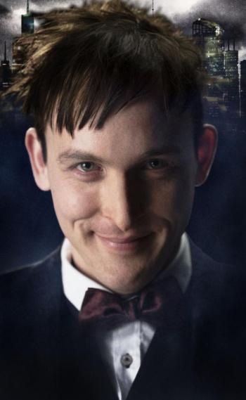Gotham Oswald Cobblepot First Look