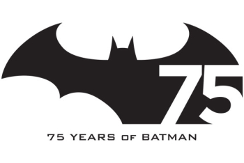 Batman 75 Anniversary Logo 350