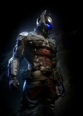 batman arkham knight render