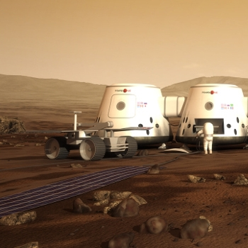 Mars One Habitat