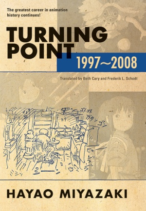 Turning Point Hayao Miyazaki