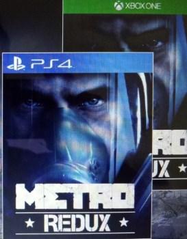 Metro Redux leak