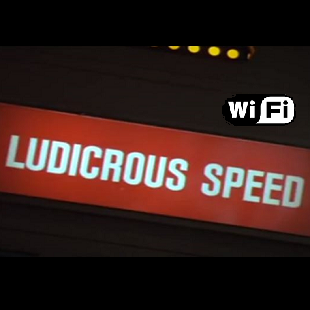 Ludicrous Speed WiFi Wireless 310x