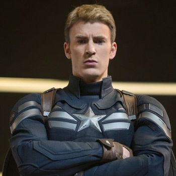 Captain America - Main