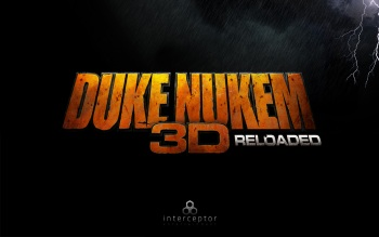 Duke Nukem 3D Reloaded logo