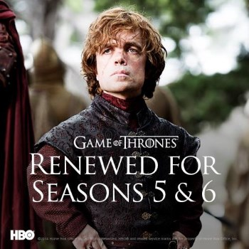 Game of Thrones renewed