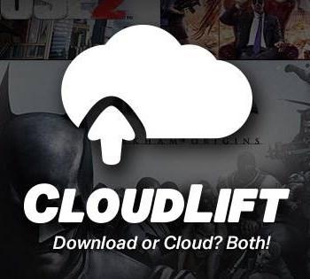 CloudLift logo