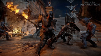 Dragon Age Inquisition Combat