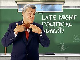 Leno Political humor
