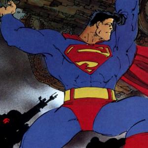 Dark Knight Superman