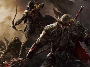 The Elder Scrolls Online art