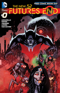 free comic book day new 52 futures end
