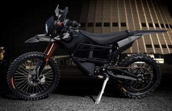 Stealth Dirt Bike