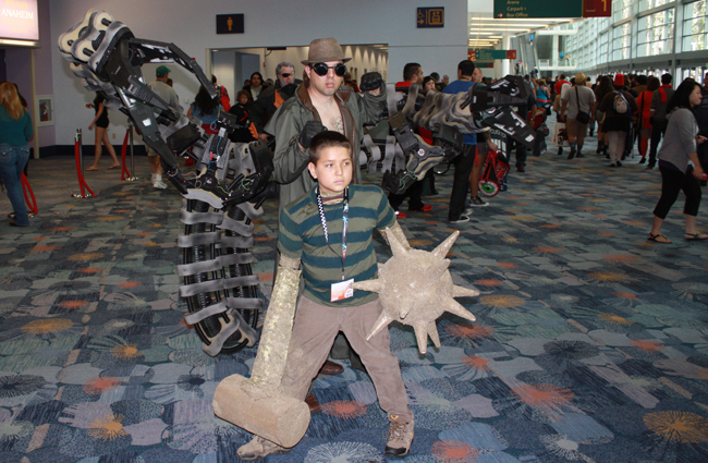 The Best And Funniest Wondercon 2014 Cosplay Wondercon2014 The
