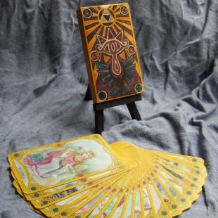 zelda tarot 1