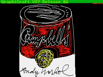 Andy Warhol Digital Campbells