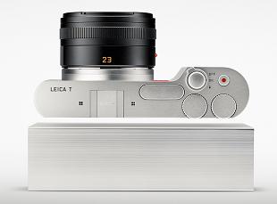 Leica T Camera Aluminum 310x