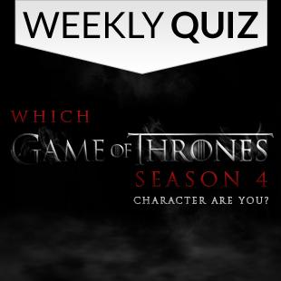 GOT Personality Quiz 3x3