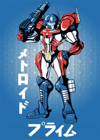 Metroid Prime - Main