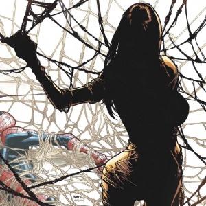 Amazing Spider-Man Silk Cover small