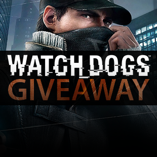 Watch Dogs Giveaway 3x3
