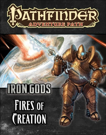 iron gods fires of creation