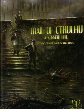 Trail of Cthulhu cover