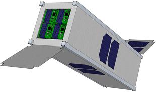 KickSat CubeSat 310x